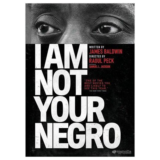 Znalezione obrazy dla zapytania I Am Not Your Negro