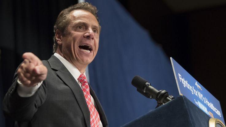 Autoridades de Nueva York se enfrentarán al plan de salud republicano, s...