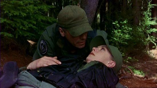 jack o'neill and samantha carter | Jack O'neill et Samantha Carter - Stargate SG-1
