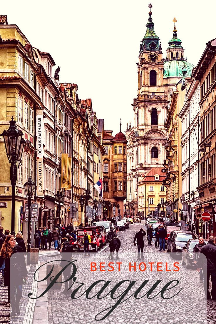 The Best Hotels In Prague For Any Budget