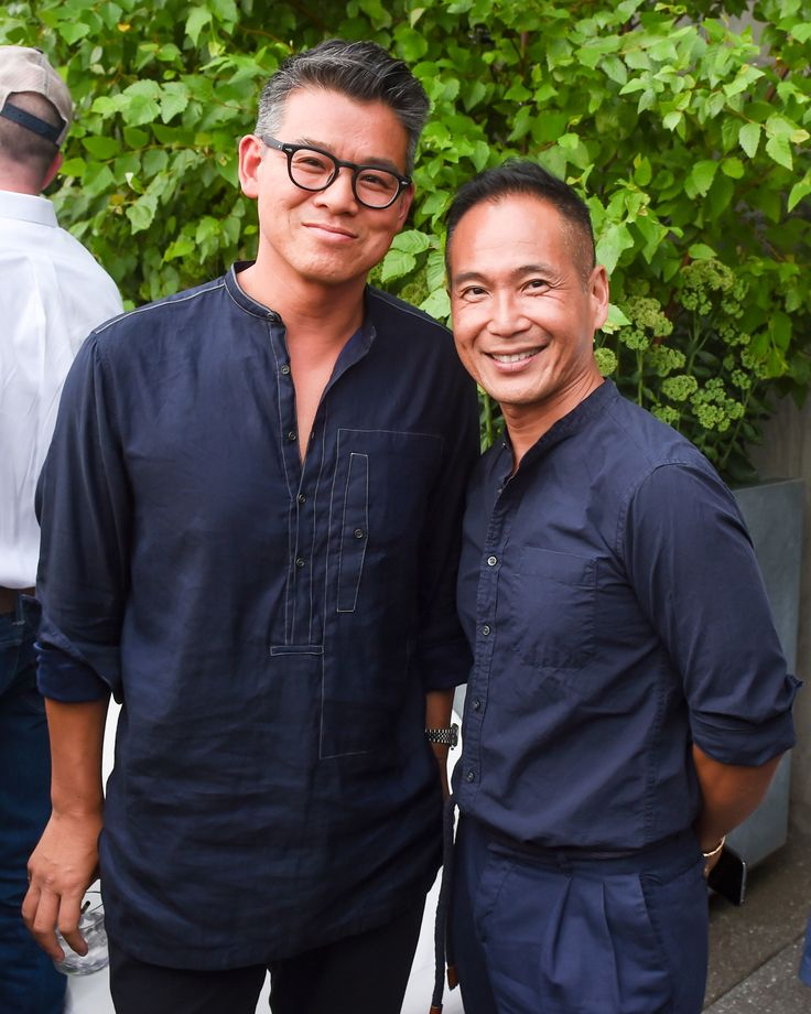 Peter Som and Marcus Teo