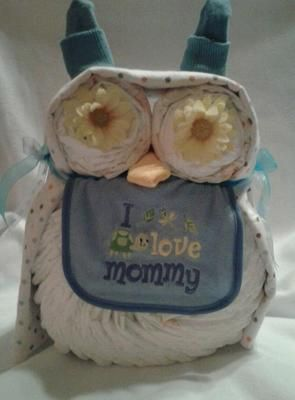 Creating diaper animals are just as fun and easy as diaper cakes, but a bring in a lot more compliments. View our diaper animal gallery for ideas.