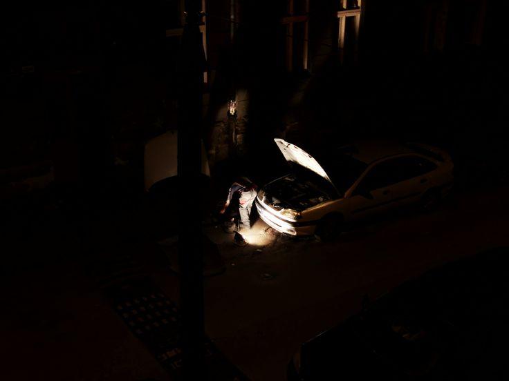 Hardcore Night Car Repairs