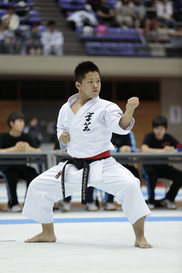 大阪スポーツ賞優秀選手賞 空手道部  #Osaka #Japan #Sports award of karate