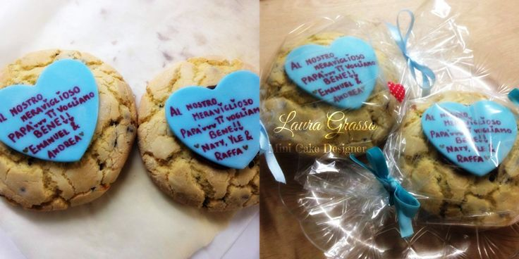 Father's Day cookies ...