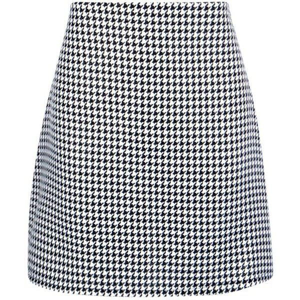 Boohoo Florence Gingham Woven Mini Skirt ($14) ❤ liked on Polyvore featuring skirts, mini skirts, short pleated skirt, circle skirts, holographic skirt, pleated mini skirt and short skirts