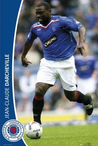 Rangers- Jean-Claude Darcheville