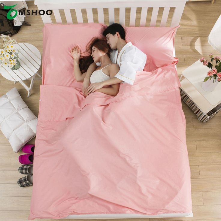 Tela de Algodón Forro Saco de dormir al aire libre Portátil Ultraligero Individual/Doble Bolsa de Dormir Sacos de dormir Que Acampa Nueva Kits de Viaje(China (Mainland))