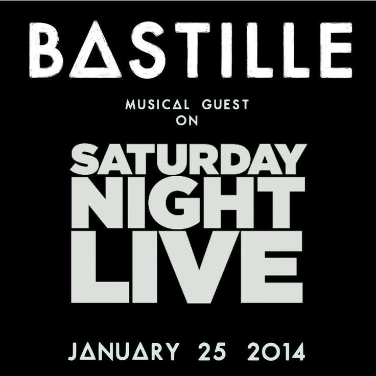 bastille tour scotland