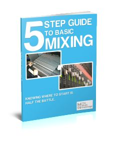 Starting any mix is difficult; not knowing the sound you are going for, what instrument to listen to first and what FX to use first. 5 Step Guide to Basic Mixing will help you over come this and help develop all the skills you need to mix quickly and professionally.