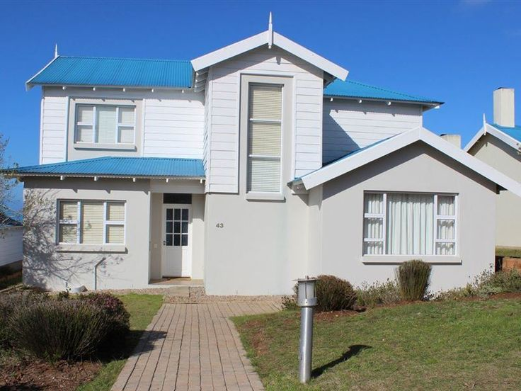 Lodge 43 - Apart from being fully self-catering, we offer a three-bedroom, three-bathroom house with an additional loft area that can sleep four children and one baby. In total, the house can sleep six adults, four ... #weekendgetaways #mosselbay #gardenroute #southafrica