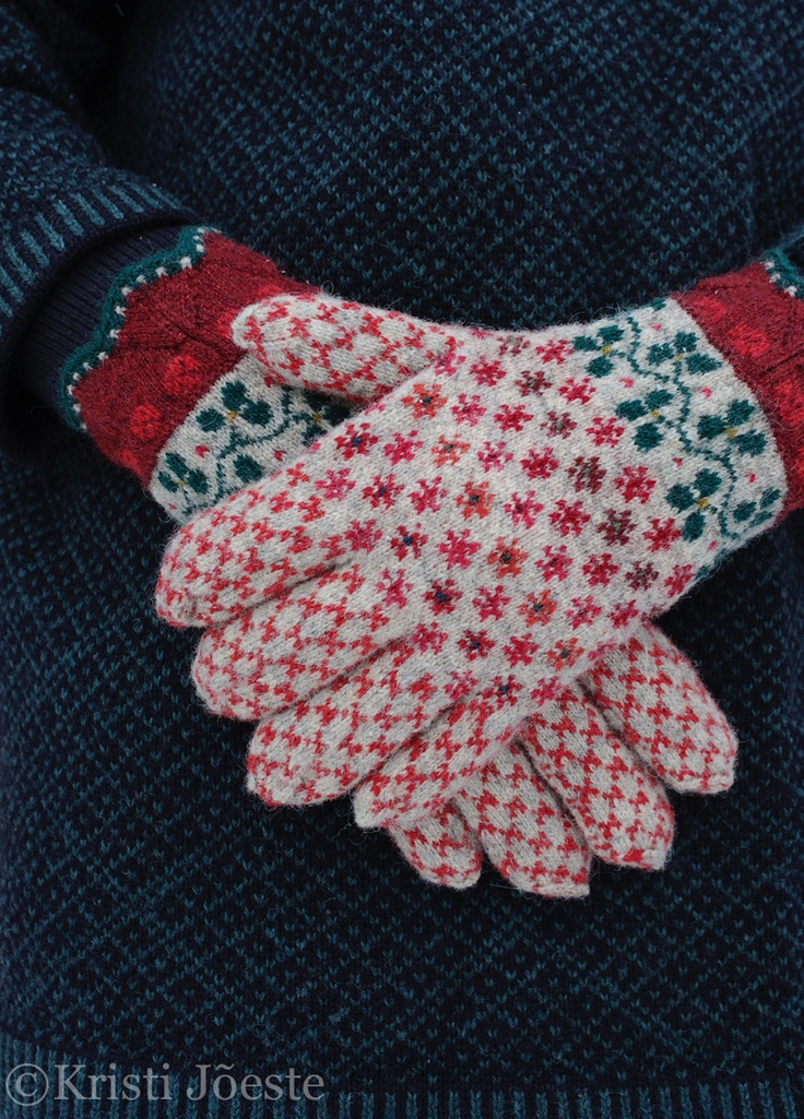 Strawberry Leaf Knitting Pattern : 820 best Eesti kindad/vanad,uued images on Pinterest