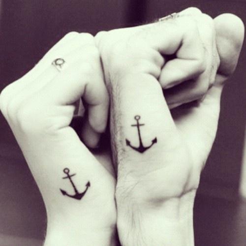 Anchor tattoos ⚓