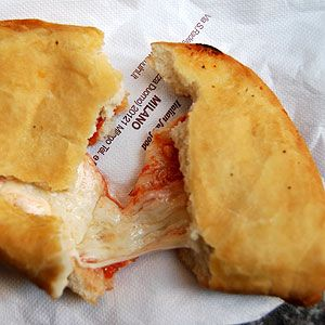 You can't argue with a bakery that has been in business for 125. If you find yourself by the Duomo in Milan, head down a small side street to the now famous Luini, which sells piping hot panzerotti l Alexandra D. Foster Destinations Perfected: Milan, Italy - Luini