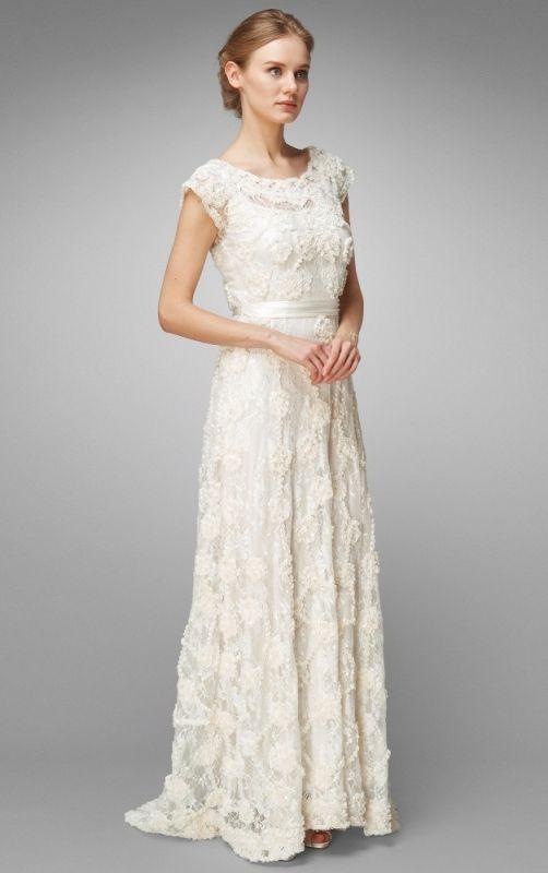 Carolina Lace Wedding Dress By Phase Eight