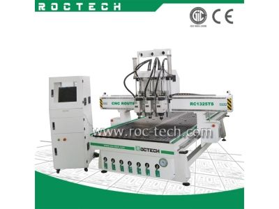 Woodworking Machinery 1300x2500x200mm  4 axis cnc wood router  4 axis cnc router projects  http://www.roc-tech.com/product/product76.html