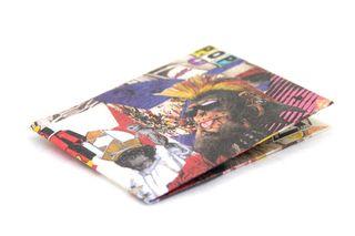 Billetera de papel Tyvek® - by Monkey Wallets® - Pop Art