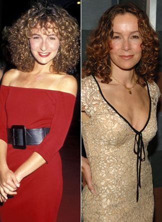 Natural Skin Care  ....  Chatter Busy: Jennifer Grey Photos Before And After