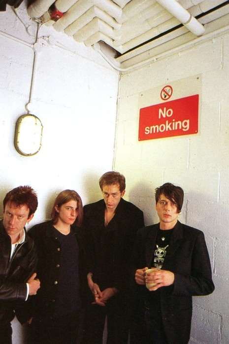 Suede - No Smoking