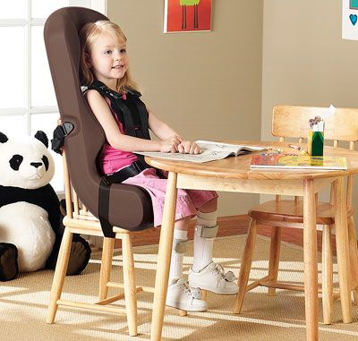 Special Tomato Soft-Touch Sitter Only is an adaptive seating system for children and adults with special needs from eSpecial Needs