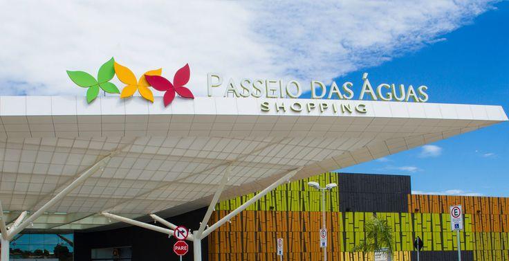 O Passeio das Águas Shopping é um empreendimento da Sonae Sierra Brasil, o centro de compras oferece lazer, entretenimento, conforto, interatividade e segurança.