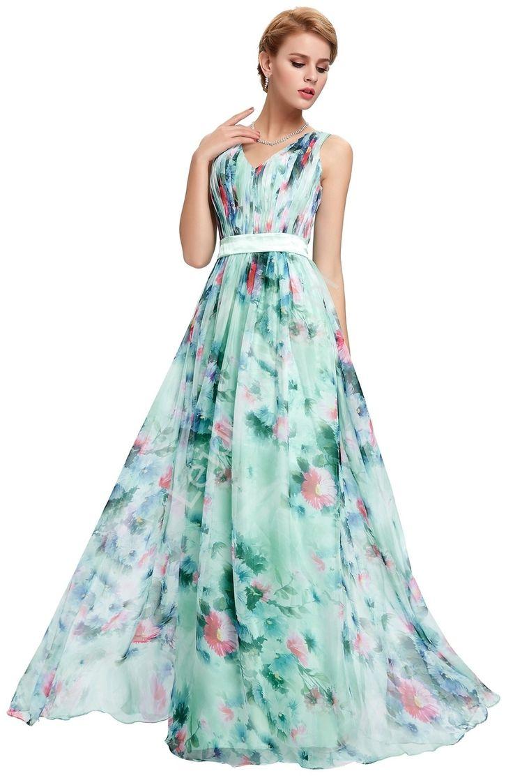68 best sukienki images on Pinterest | Maxi dresses, Maxis and Tea ...
