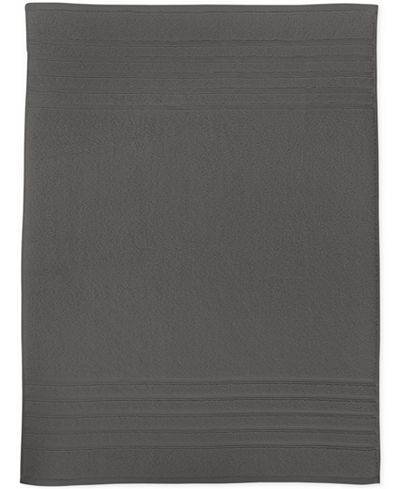 Hotel Collection Ultimate MicroCotton® 26 x 34 Tub Mat; Qty 2; Color Smoke