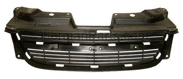 2005-2010 Chevy Cobalt Upper Grille