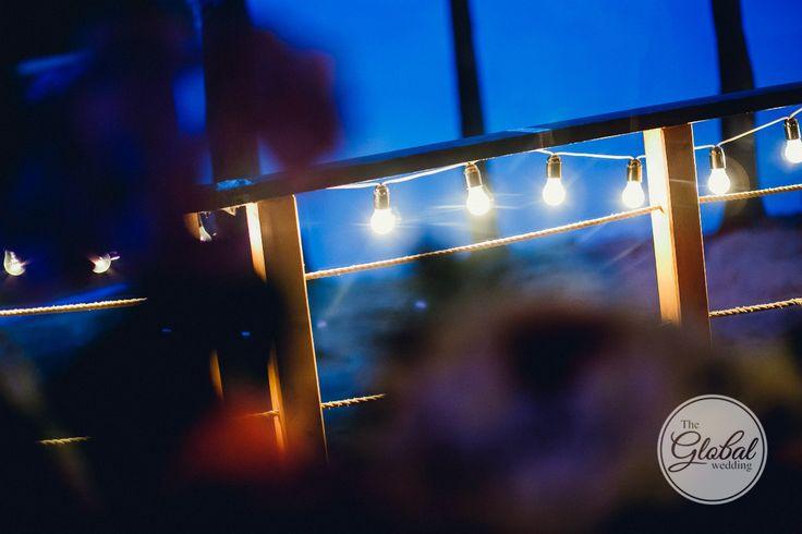 Гирлянда из лампочек Lamp garland