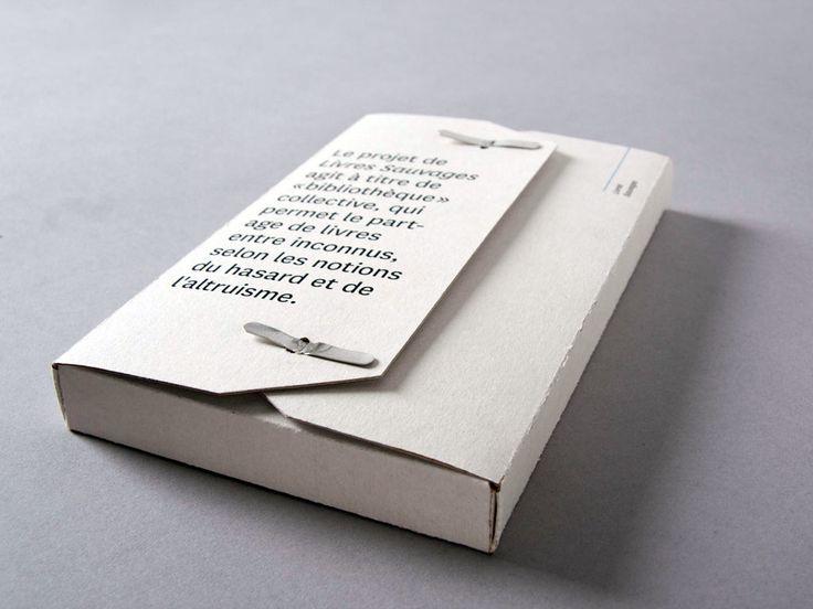 ✖✖✖ PACKAGING | UQAM: Altruisme et littérature | Nadine Brunet ✖✖✖