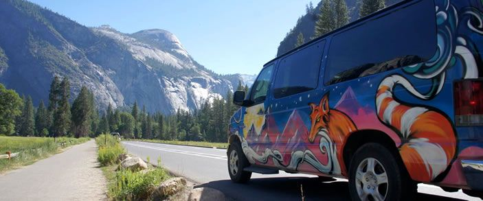 Campervan Hire | Western USA from San Francisco