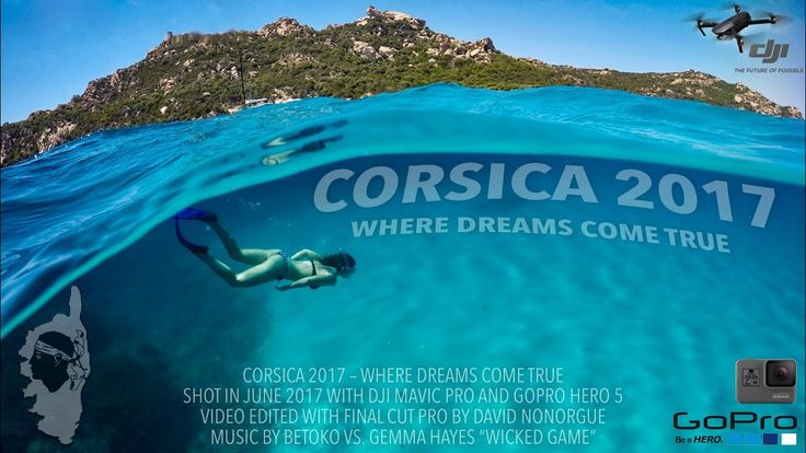 Corsica 2017 - Where dreams come true - DJI Mavic Pro & GoPro Hero 5 - https://dronewithcamera.store/corsica-2017-where-dreams-come-true-dji-mavic-pro-gopro-hero-5/