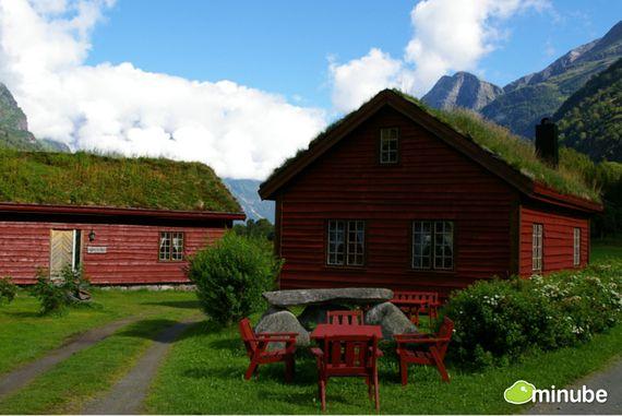 #Olden, #Norvège