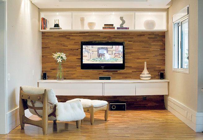 Assoalhos de madeira para piso e parede