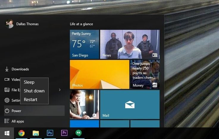 How to Use & Customize the New Start Menu in Windows 10