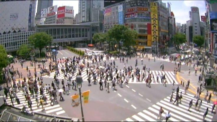 【LIVE CAMERA】Shibuya scramble crossing - YouTube