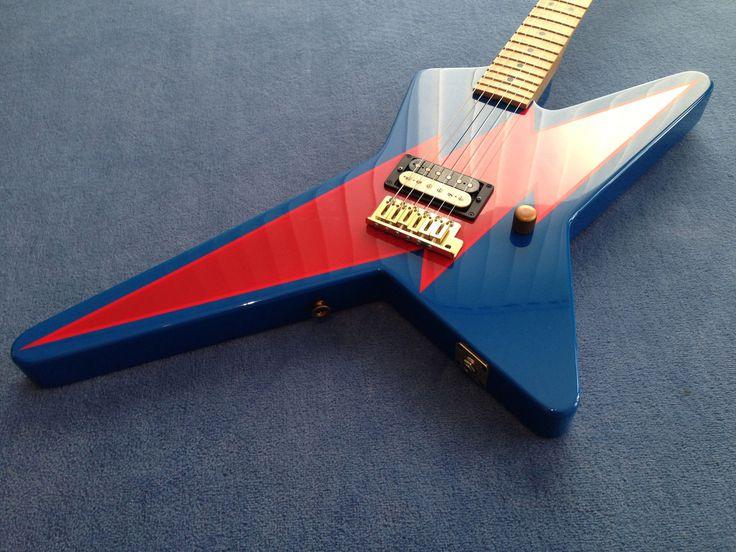 Charvel Retro Star USA Custom Shop, Limited Edition, RARITÄT! | eBay