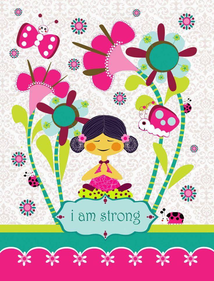 Yoga Affirmations for kids: www.etsy.com/shop/idocaredesigns