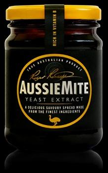 Forget Vegemite, it's not even Australian!   Choose Aussiemite, it tastes better.
