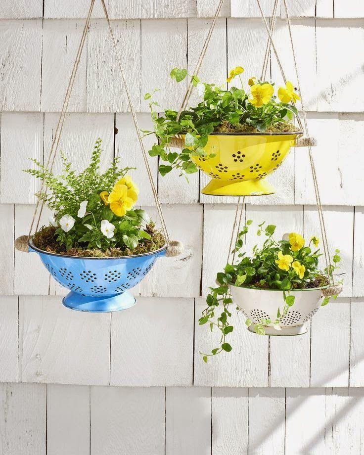 1000+ Ideas About Plastic Planters On Pinterest