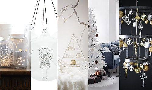 Kerst Trends 2013:  Wat zijn deze Kerstmis de Kersttrends voor Kerstversiering, Kerstdecoratie in de Kerstboom, Kerstverlichting voor Binnen...