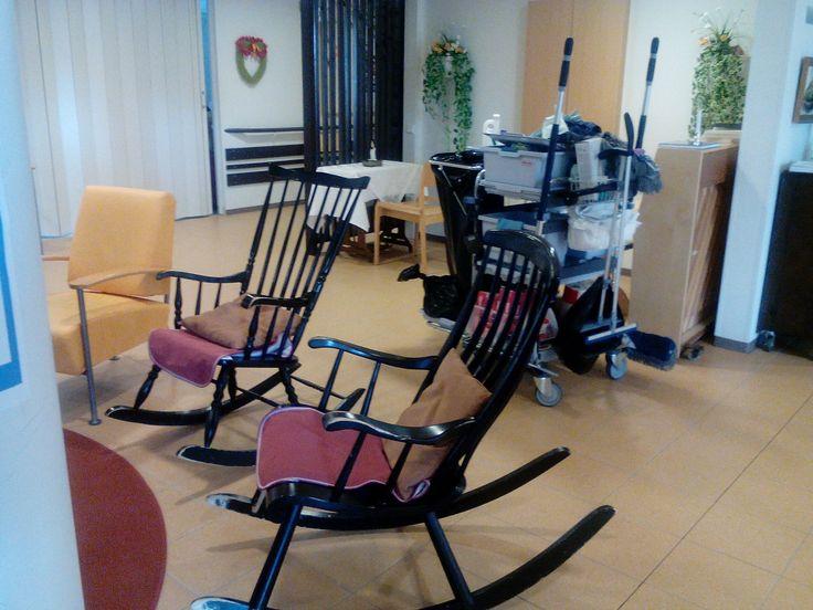 Palvelukeskus Mäntylä Sisääntulo aula