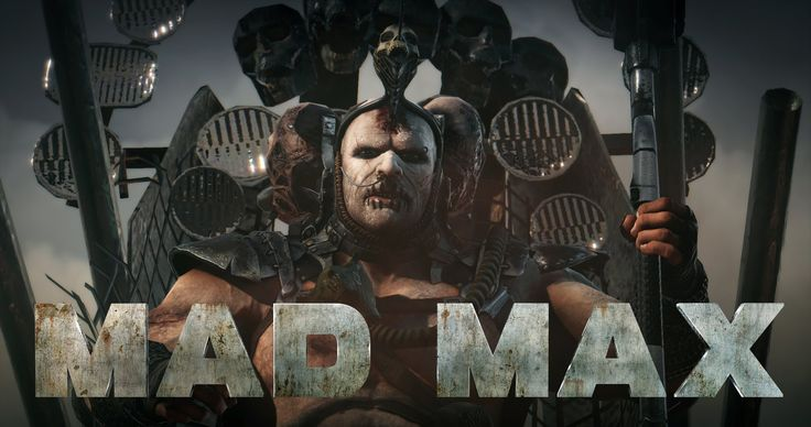 Eye of the Storm – Official Mad Max Game Trailer