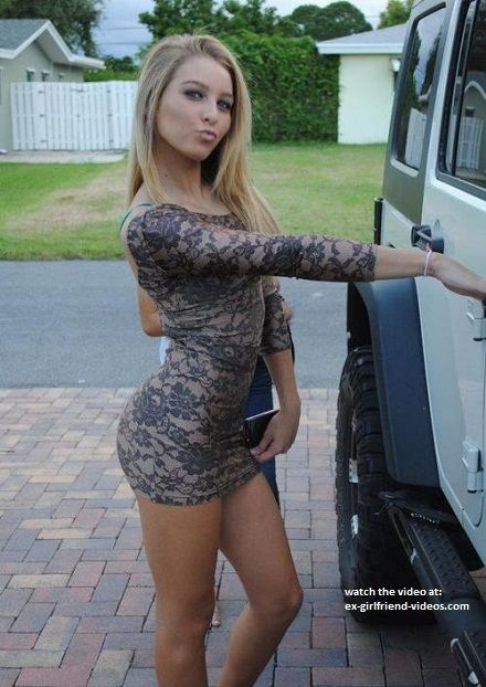 tight dress pubblic