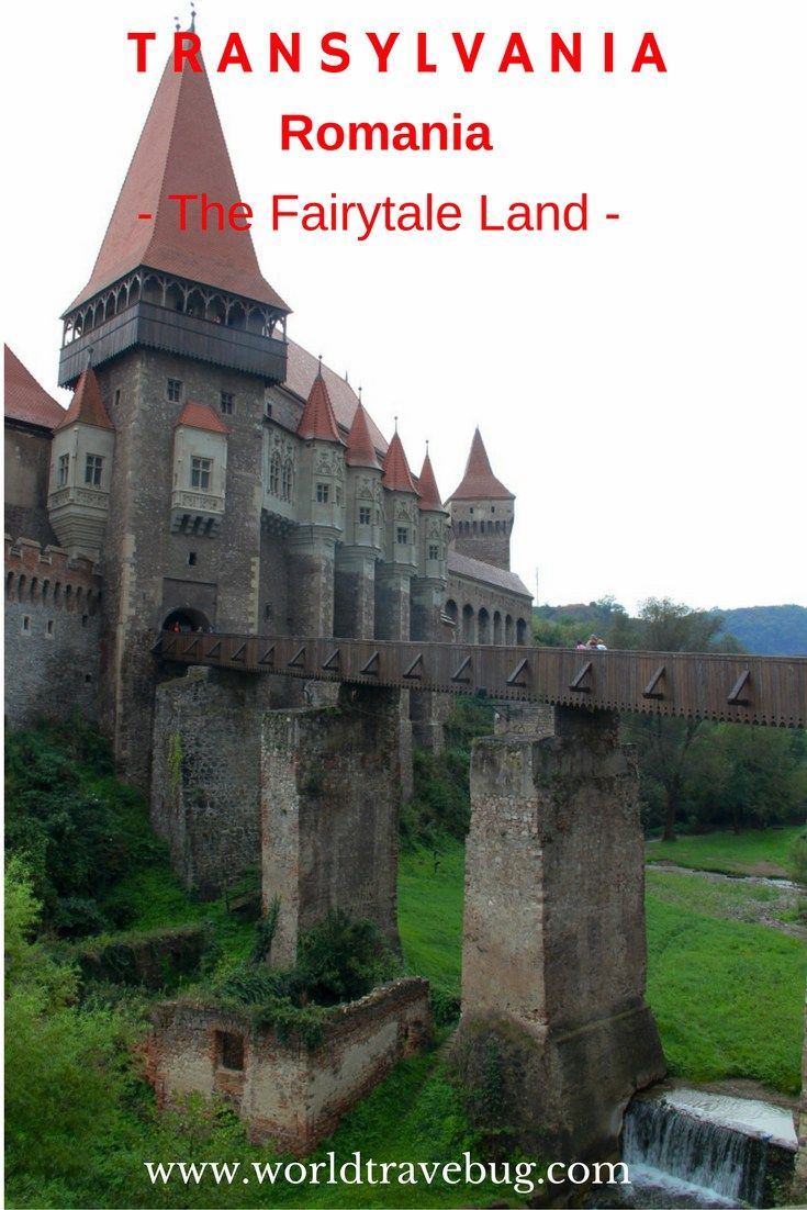 Transylvania's landscape is spectacular, from the mountains, valleys, beautiful roads, numerous castles, and fortified churches to charming old towns and modern cities