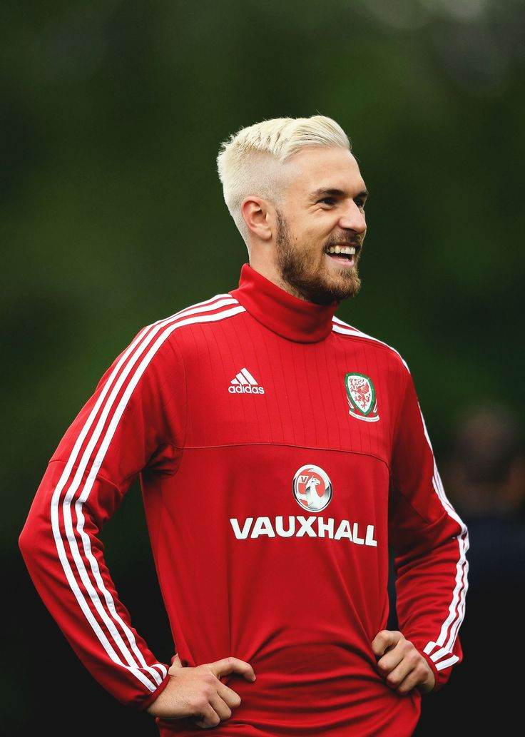 Aaron Ramsey #Wales #TogetherStronger