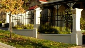 Can you build a fence to suit a sloping block ?  The answer is Yes ! because building fences on sloping blocks is really quite common.