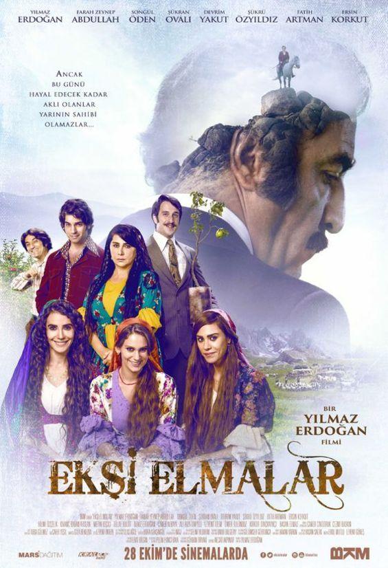 Yılmaz Erdoğan filmi Ekşi Elmalar'dan afiş yayınlandı