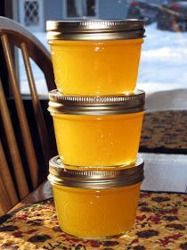 Coleen's Recipes: CRUSHED PINEAPPLE JAM