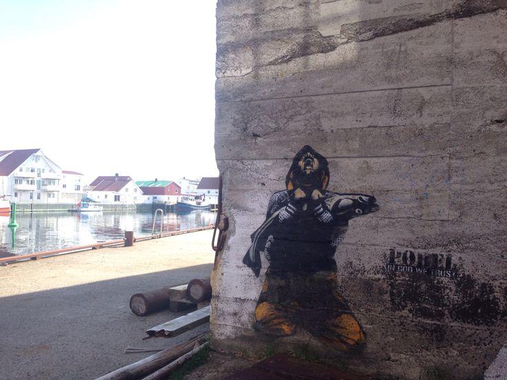 Street art #lofoten